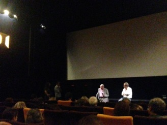 Claude Lanzmann pour Napalm au cinéma du Panthéon